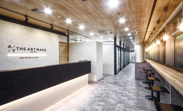 The Artmake Tokyo ジ・アートメイク東京の施設画像